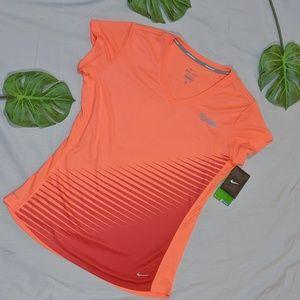 NWT Nike Dri-Fit Running Tee Size Large